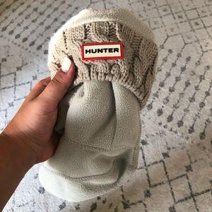 Hunter midi socks